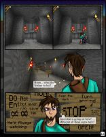 Minecraft: The Awakening Pg12 by TomBoy-Comics