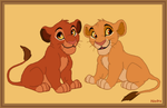 Simba's Dead Brothers by HydraCarina
