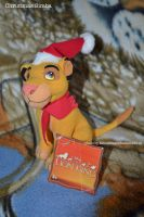 Christmas Applause Simba - TLK by MoondragonEismond