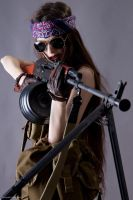Army (5 Of 1) by LetzteSchatten-stock