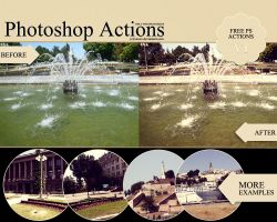 Photoshop Actions [v1] by IvaxXx
