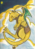 Dragonite Delivery by Cirprius