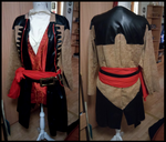 Mary Read - Cosplay progress update by My13Memories