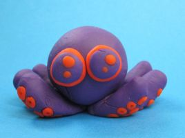 Mr Octopus by GaBrIeLlA123