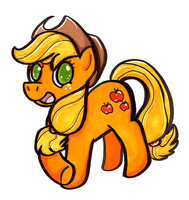 Its AppleJack Yall by CritterKat