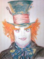 MAD HATTER by Jerickson-abuel