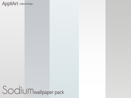 Sodium - Wallpaper pack by AppliArt