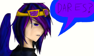 Dares/Questions? by MidnightDash2137