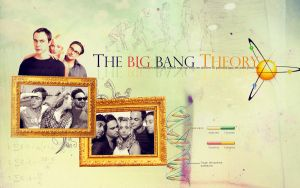 The Big Bang Theory by pounkska