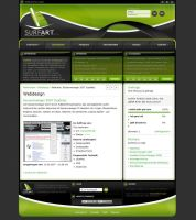 SurfArt-Webdesign by illi2006