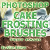 Frosting Brushes Test by YesOwl