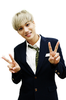 Kai (EXO) PNG Render by MiHVVN