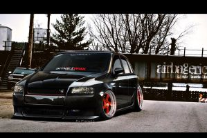 Fiat Stilo by dxprojects