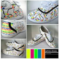 White Shoes by reavel