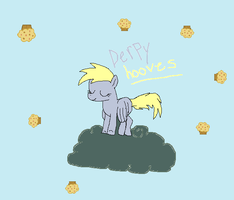im now a derpy fan :D by webkinzfun8