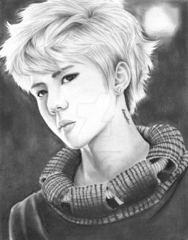 Sehun by BlueBerry-is-cute