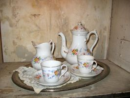 tea service by Meltys-stock