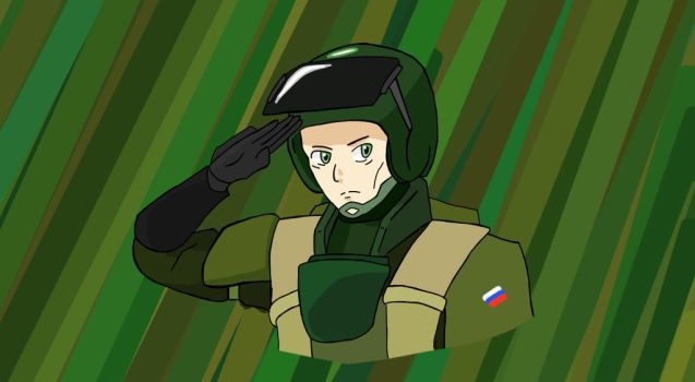 Battlefield 4 Russian Support by TheDefiantBisharp