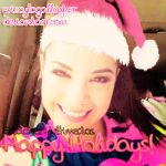 +HappyHolidays Arely Tellez by PriscylaGallagher