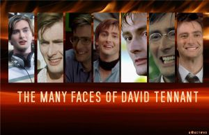 the many faces by nancywho
