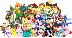 Brawl Fighters (2008) by DuctToast