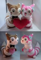 My Dearest Furret Plushies