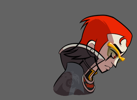 Jack Spicer - Style Test by Chaos28561