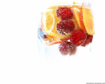 Fruits And Bubbles by trs10project