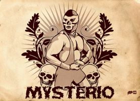 Mysterio by anderpeich