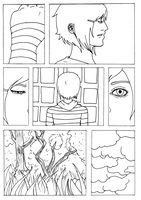 Old Conceptual Page by Kuromu