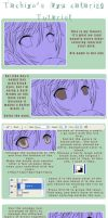 Eye Tutorial O: by tochiya