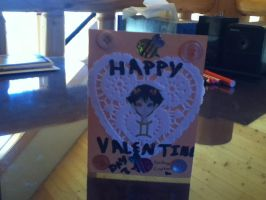 Homestuck Valentine Card by HaniSempai