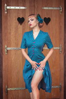 Polka Dots Love by Miss-Bo