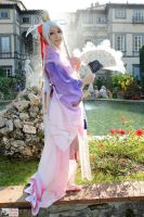 Fountain by Saru-Cosplay