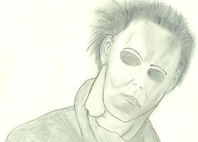 Michael Myers by goodben