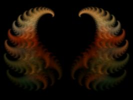 Spiralic Horns by LordShenlong