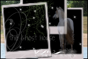 The Ghost Horse by blondy0262