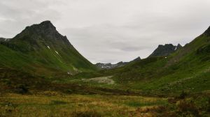 Mountains of Norway by francis1ari