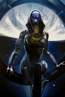 Tali'Zorah (Updated Version) by CCShabutie