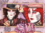 mad Mad Hatters by NadineThome