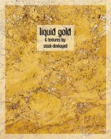 liquid gold textures by stock-deekayed