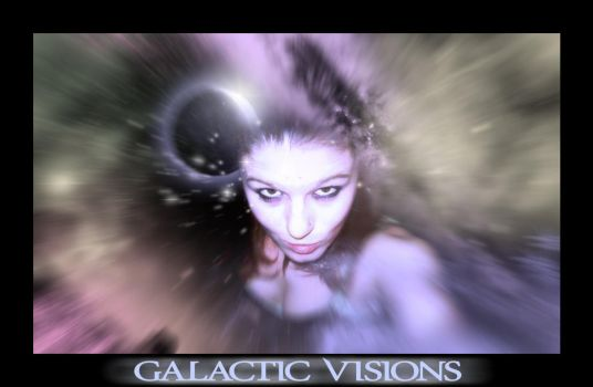Galactic Visions by phozfate