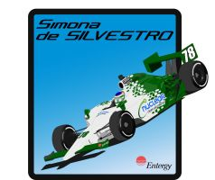 Simona de Silvestro Vector by tucker65
