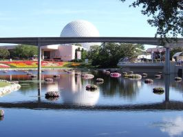 Epcot 2 by purple-the-cactus