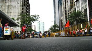 Makati Rally, 13 by thenonhacker