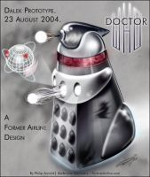 Dalek Prototype by introversion