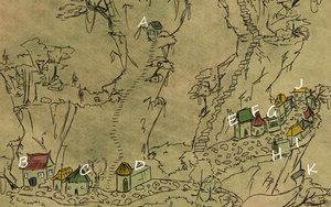 Lilybaeum Map Detail by k-o-j-i
