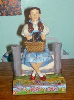 My Dorothy Gale Figure by TheWizardofOzzy