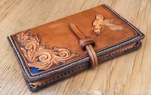 Small notebook cover by BuildLuck