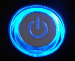 Power Button by Salilsp
